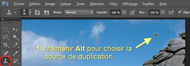 Source de duplication