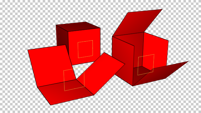 Cr er un cube en 3d avec des solides ou des calques de forme - Objet a fabriquer facilement ...