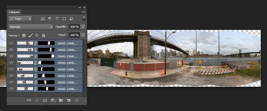 creer un pdf de plusieurs photos