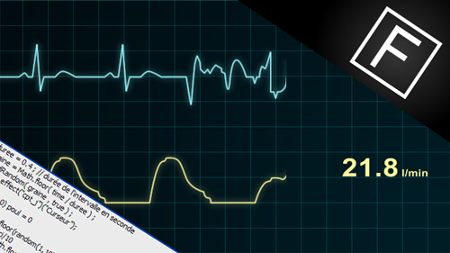 tuto courbe oscilloscope After Effects
