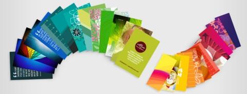 Moo.com, cartes de visite toutes différentes
