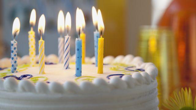 Gâteau d'anniversaire 4 ans